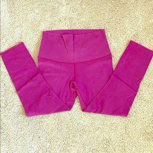 Cotton wunder under cropped leggings
